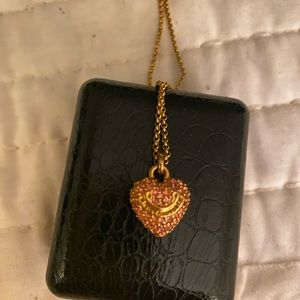 JUICY COUTURE NECKLACE WITH PENDANT